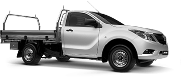 Mazda BT-50 Single Cab